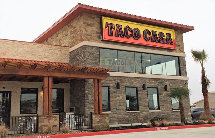 Taco Casa Corporate Office Photo