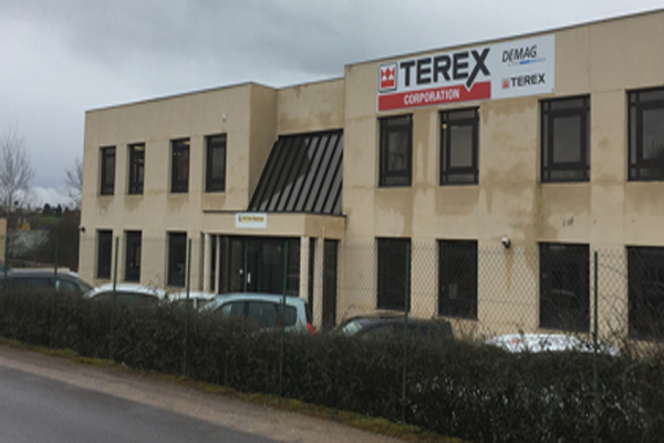 Terex Corporation Headquarters Photo