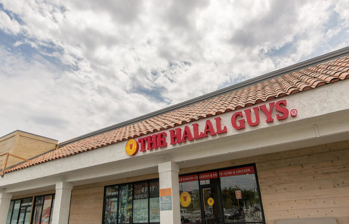 The Halal Guys Headquarters Photo