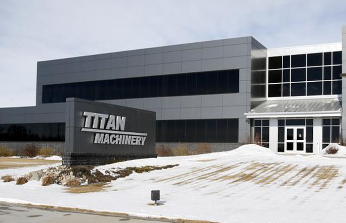 Titan Machinery Inc Headquarters Photo