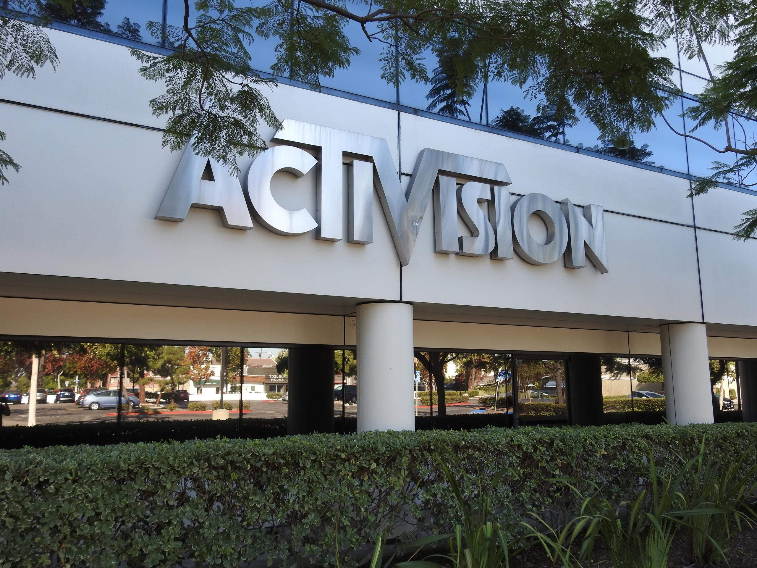 Activision Corporate office