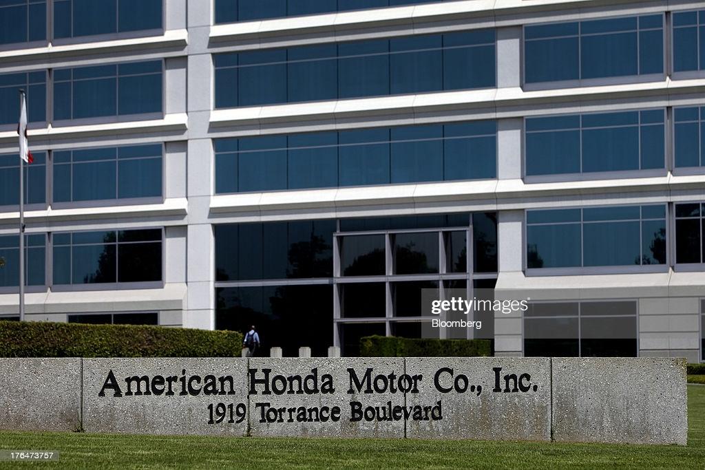 Acura headquarters