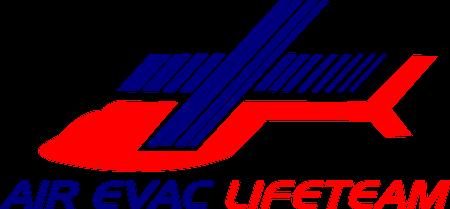 Air Evac Lifeteam logo