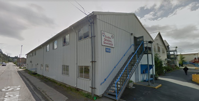 Alaska General Seafoods Corporate Office