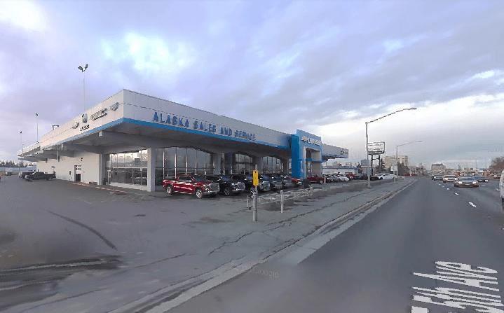 Alaska Sales