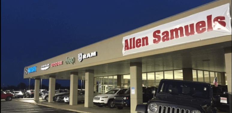 Allen Samuels Jeep Corporate Office