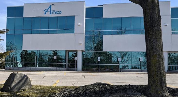 Amico Corporate Office