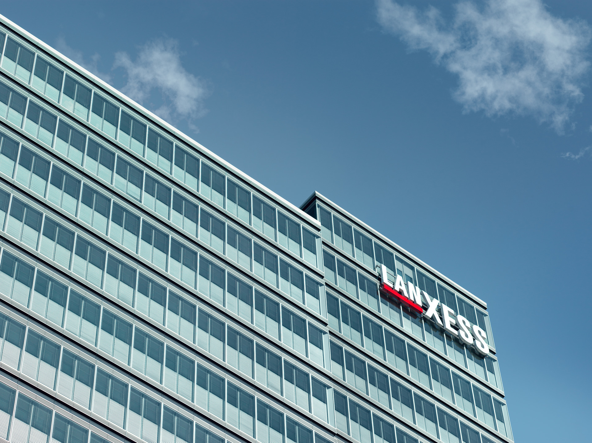 LANXESS Headquarters in Cologne