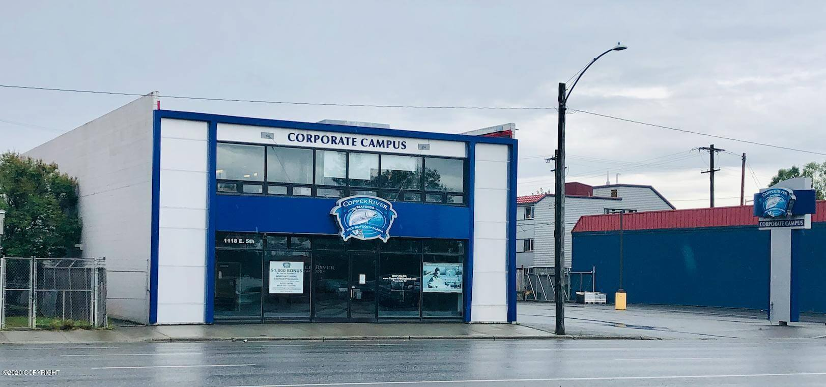 Copper River Seafoods Corporate Office