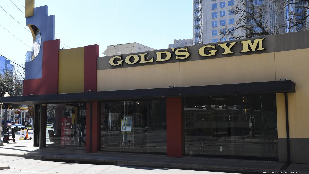 Gold's Gym Corporate Office