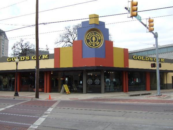 Gold's Gym Headquarters