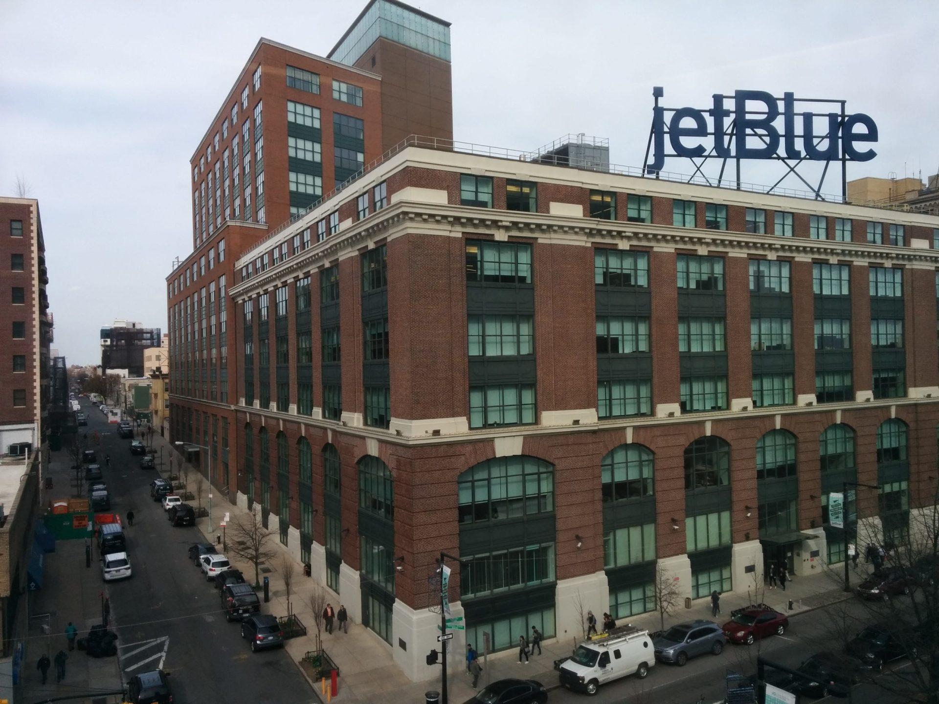 JetBlue Corporate Office