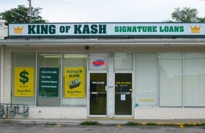 King Of Kash Loans Corporate Office