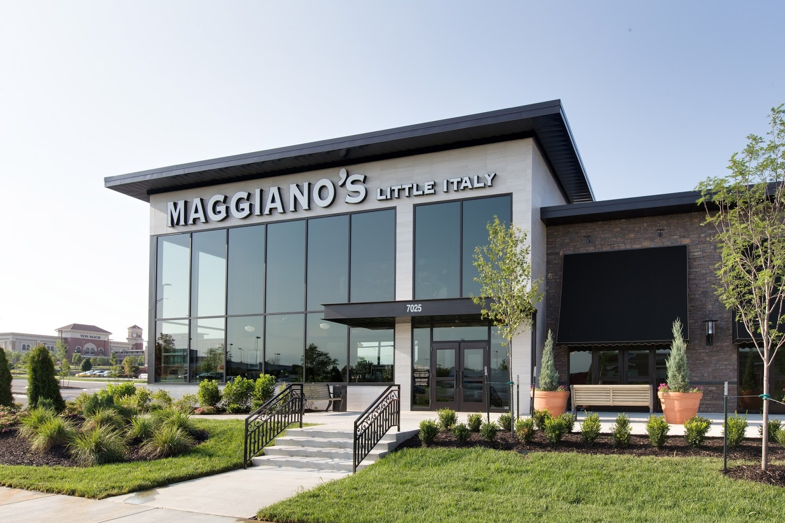 Maggianos Corporate office