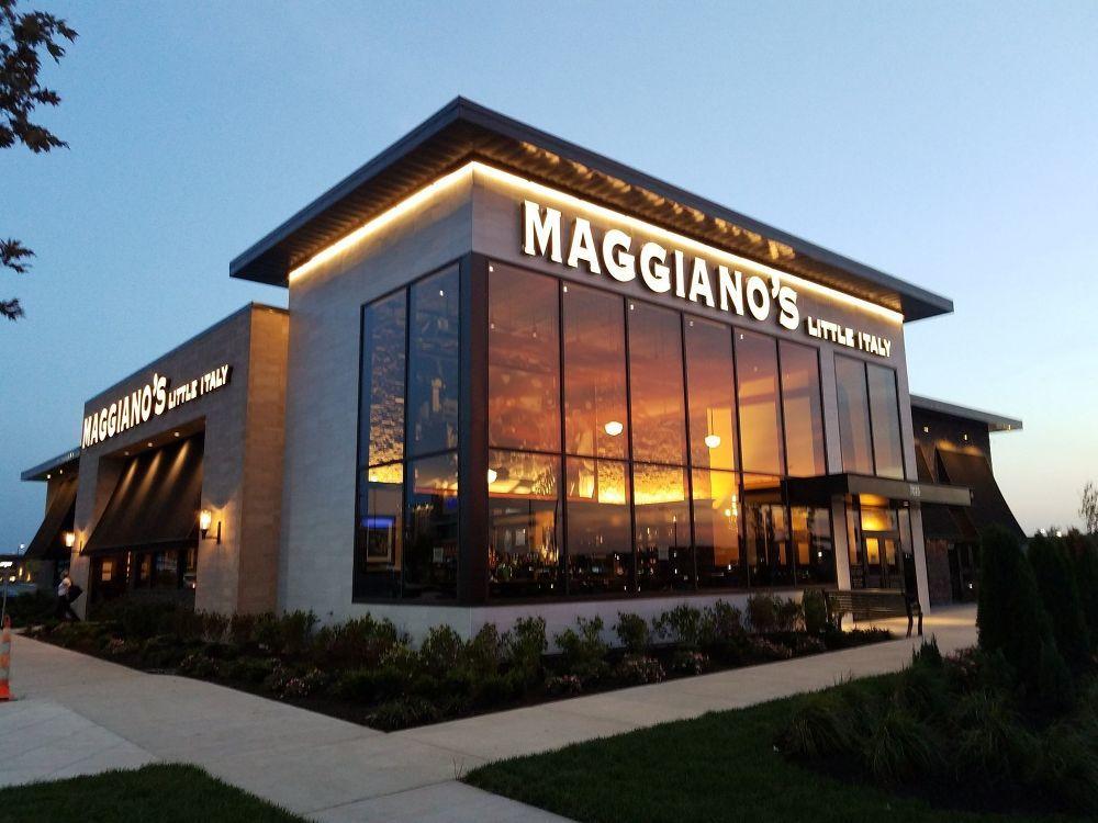 Maggianos Headquarters
