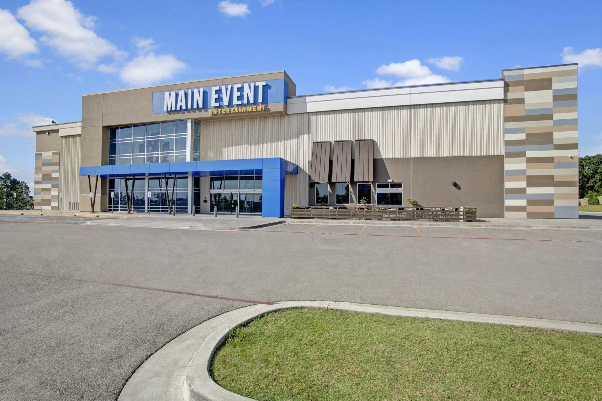 Main Event Headquarters
