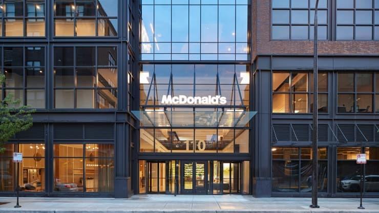 Mcdonald's Corporate Office