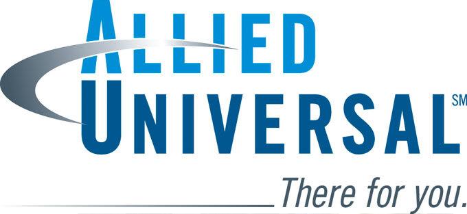 allied universal logo