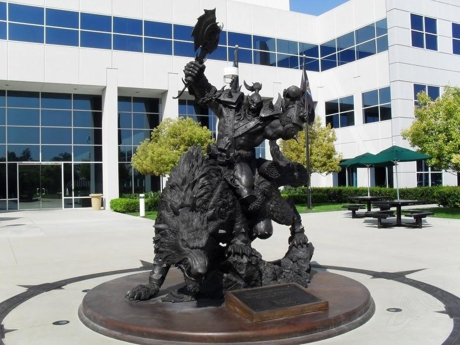 world of warcraft headquarters