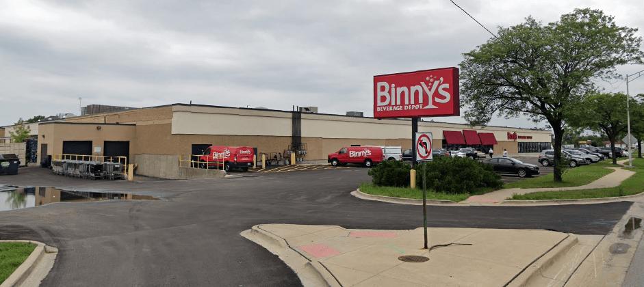 Binny's Beverage Depot Corporate Office