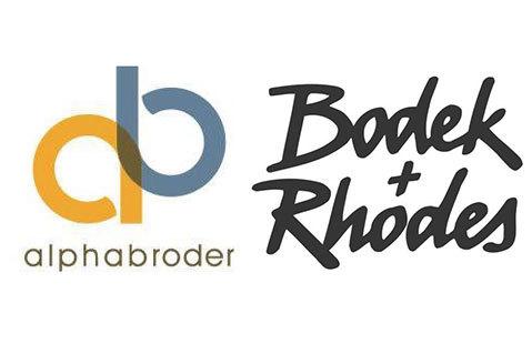 Bodek and Rhodes Logo