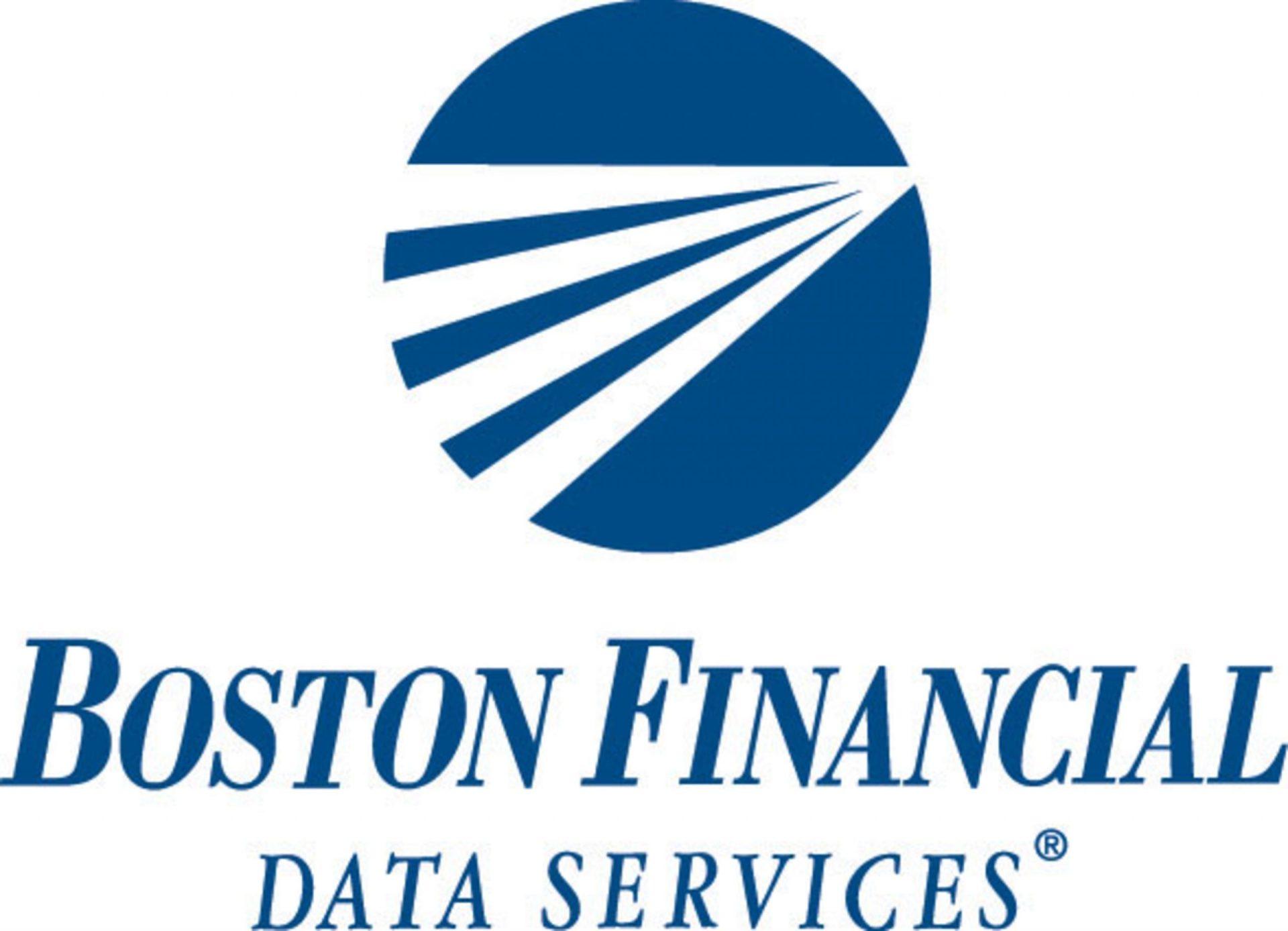 boston financial data services Logo