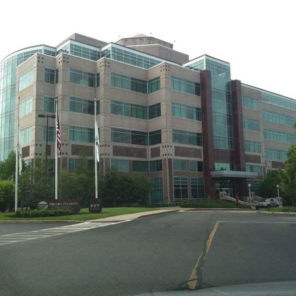 Boston Financial Data Services
