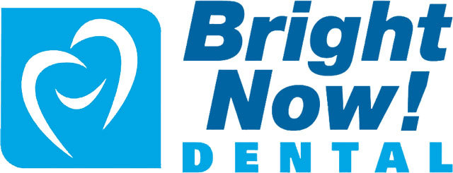 Bright Now! Dental Logo