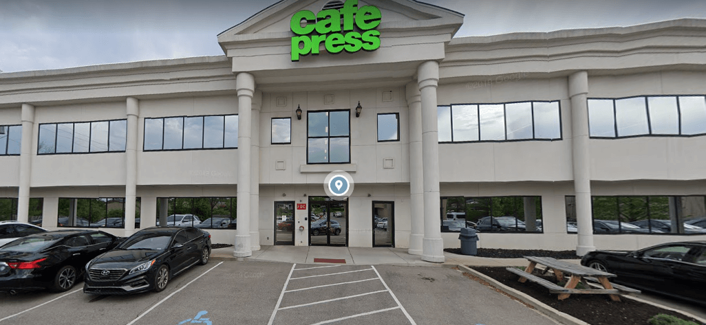 CafePress Corporate Office