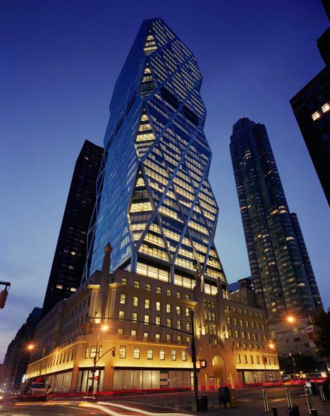 Cosmopolitan Corporate Office
