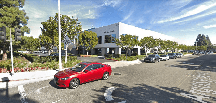 DC Shoes Corporate office