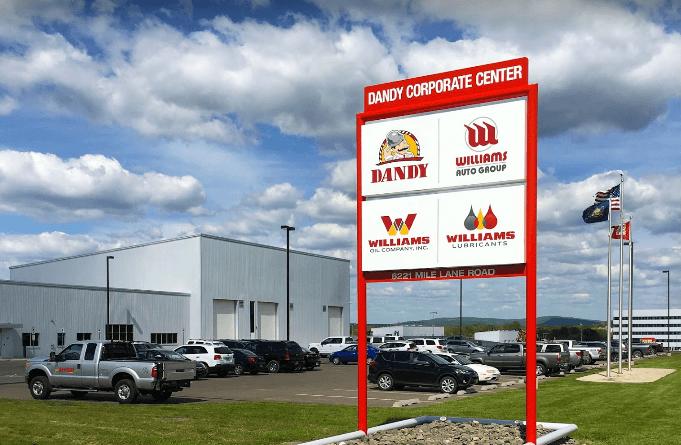 Dandy Mini Marts Corporate Office