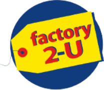 Factory 2-U Logo