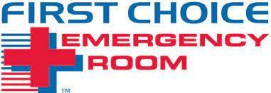 First Choice Emergency Room Logo