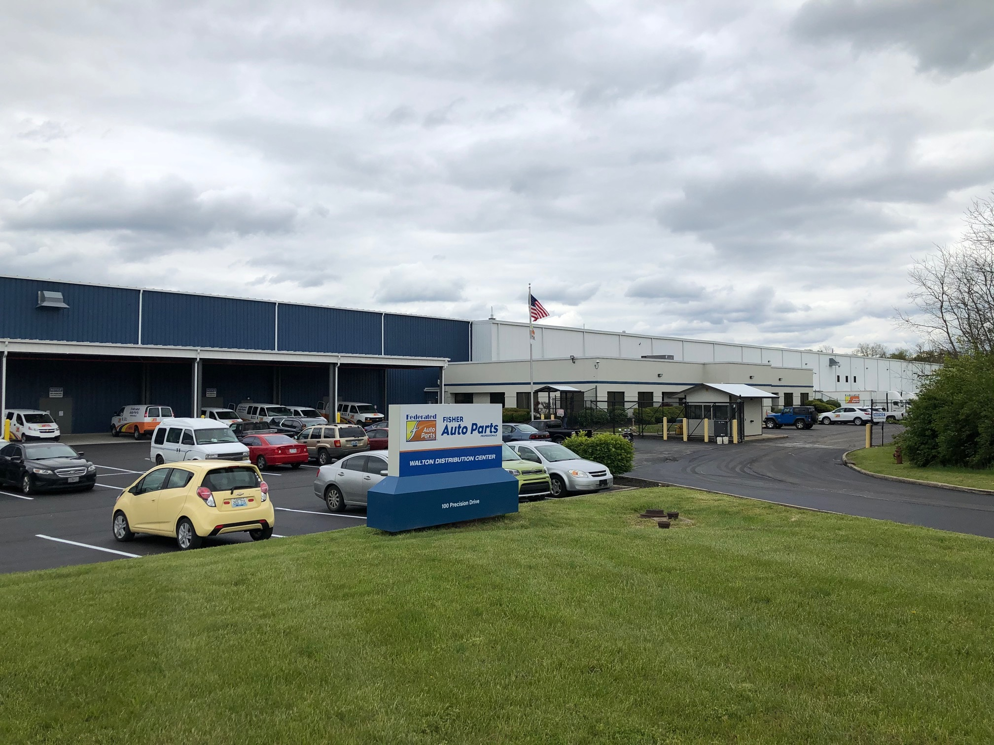 Fisher Auto Parts Corporate office