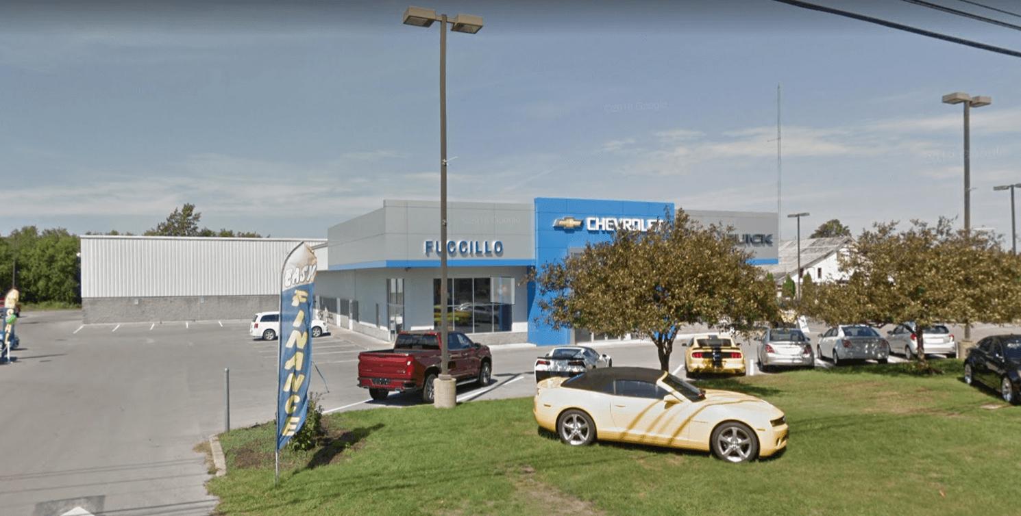 Fuccillo Automotive Corporate office