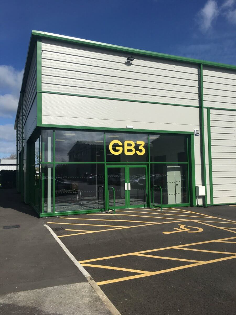 GB3 Limited Corporate office