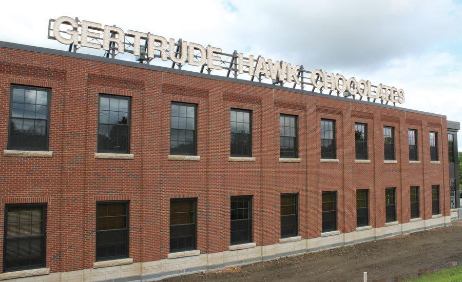 Gertrude Hawk Chocolates Corporate office