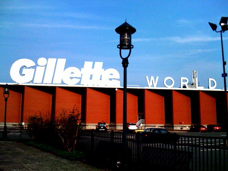 Gillette Corporate office