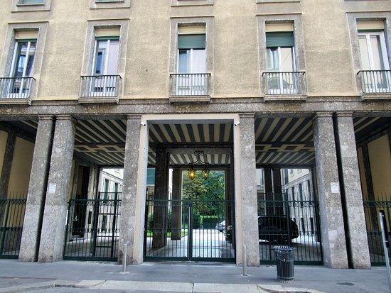 Giorgio Armani Corporate office