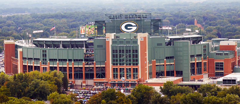 Green Bay Packers Corporate office