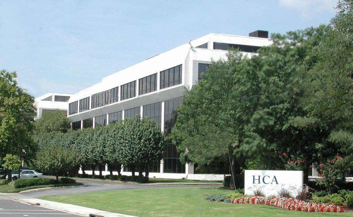 HCA Healthcare Corporate office