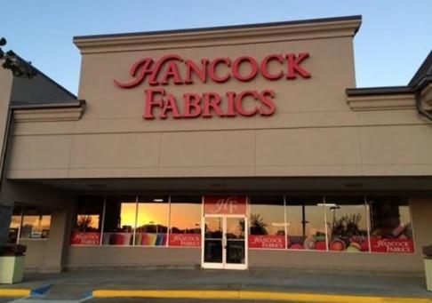 Hancock Fabrics Corporate office