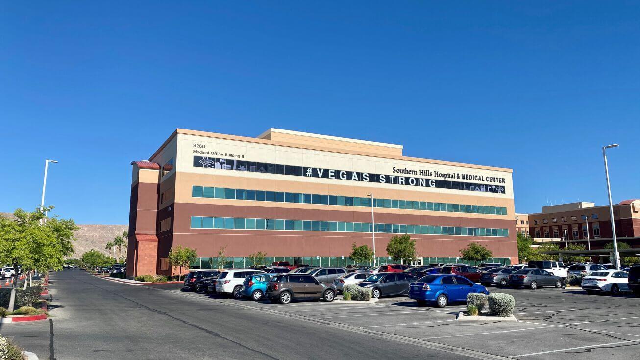HealthCare Partners Nevada Corporate office