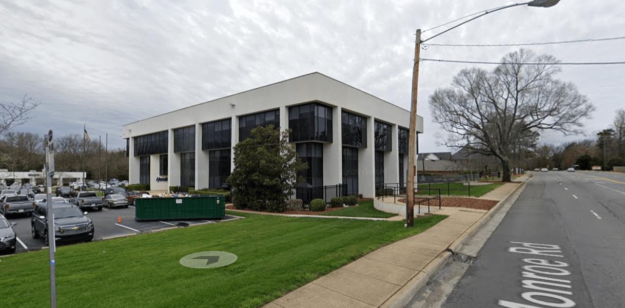 Hendrick Automotive Group Corporate office