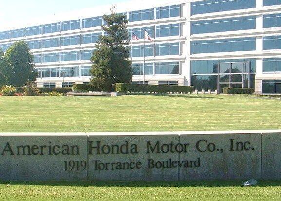 Honda Motor Company Corporate office