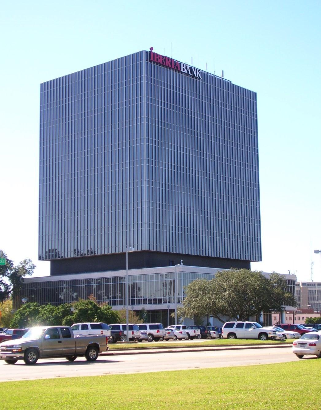 IBERIABANK Corporate office