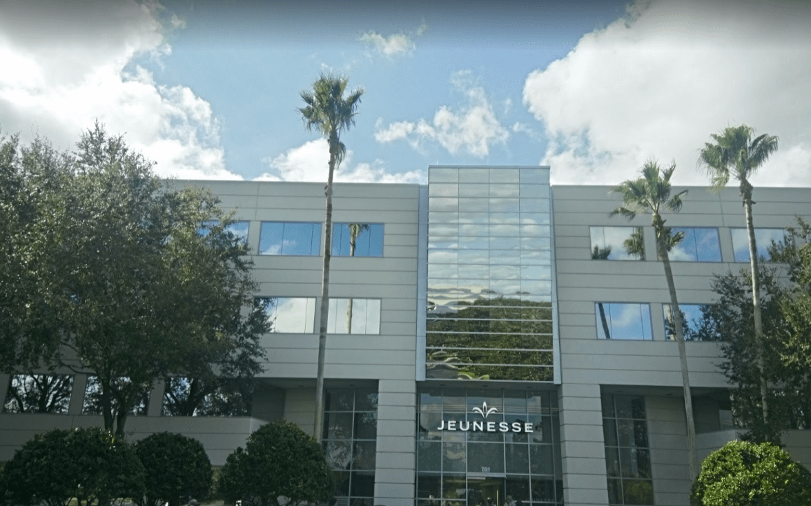 Jeunesse Global Corporate office