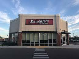 Kauffman Tire Corporate office