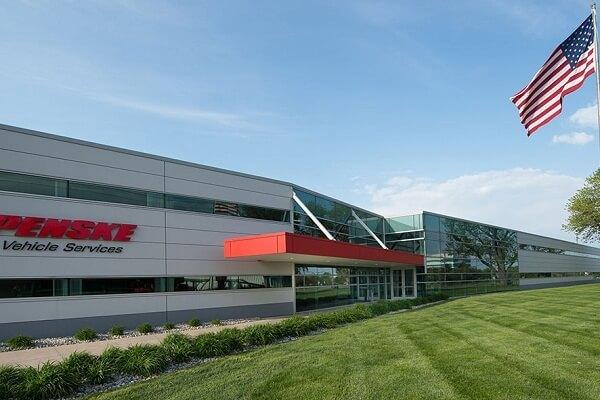 Penske Automotive Headquarter Photo